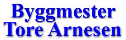 Byggmester Tore Arnesen logo