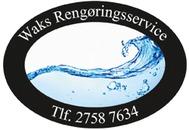 Waks Rengøringsservice logo