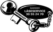 Nakskov Låseservice A/S logo