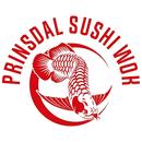 Prinsdal Sushi Wok logo