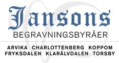 Jansons Begravningsbyrå AB logo