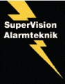 SuperVision Alarmteknik ApS logo