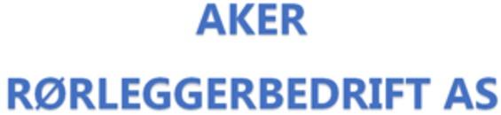 Aker Rørleggerbedrift AS logo