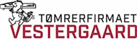 Tømrerfirmaet Vestergaard A/S logo