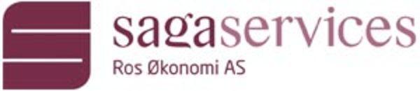 Saga Regnskap og Rådgivning Revetal logo