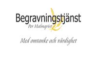 Begravningstjänst Per Malmqvist logo