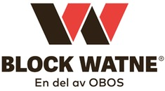 Block Watne Trondheim logo