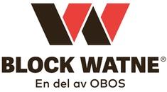Block Watne Sandnes logo