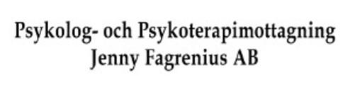Psykolog- och Psykoterapimottagning Jenny Fagrenius AB logo