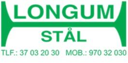 Longum Stål logo