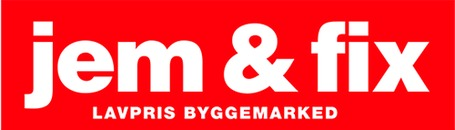 jem & fix Store Heddinge logo