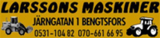 Larssons Maskiner logo