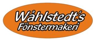 Wåhlstedts Fönstermakeri logo