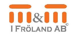 M&M I Fröland, AB logo