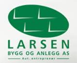 Larsen Bygg og Anlegg AS logo