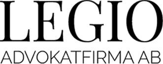 LEGIO Advokatfirma AB logo