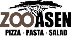Restaurant ZoOasen i GIVSKUD ZOO logo