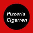 Pizzeria Cigarren logo