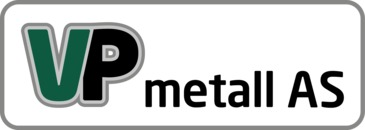 VP metall AS logo