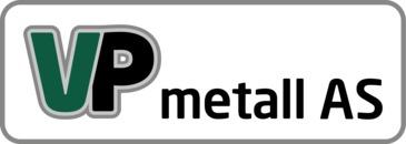 VP metall AS logo