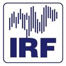 Institutet för rymdfysik, IRF logo