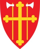 Mesnali kirke logo
