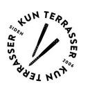 Kun Terrasser logo