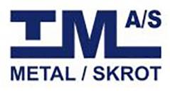 TM Metal/Skrot A/S logo