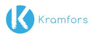 Barn & utbildning Kramfors kommun logo