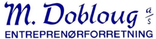 M Dobloug AS logo