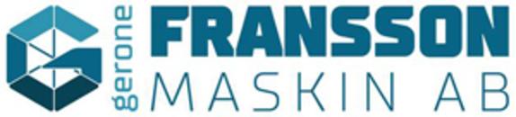Gerone Fransson Maskin AB logo