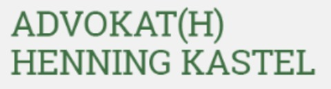 Advokat (H) Henning Kastel logo
