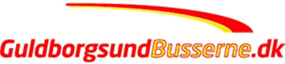 GuldborgsundBusserne logo