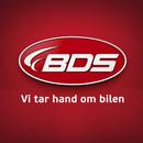 Odens Bildelar, BDS-Henån logo