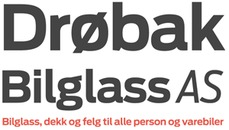 Drøbak Bilglass AS logo