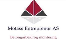 Motass Entreprenør AS logo