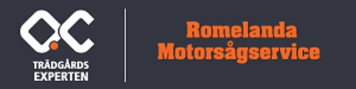 Romelanda Motorsågservice AB logo