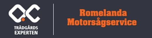Romelanda Motorsågservice AB logo