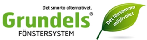Grundels Fönstersystem AB logo