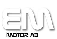 Em Motor AB logo