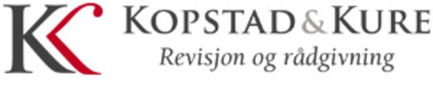 Kopstad og Kure Revisjon AS logo