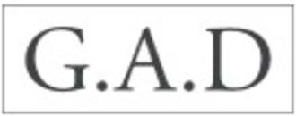 G.A.D Stockholm Butik & Showroom logo