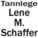 Lene M Schaffer Tannlege logo