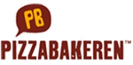 Pizzabakeren Opstad logo