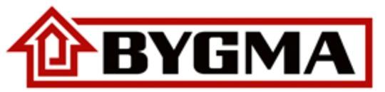 Bygma Rønne - Byggecenter logo