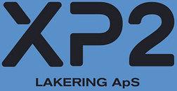 Xp2 Lakering ApS logo