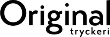Original tryckeri logo