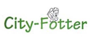 City Fötter logo