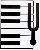 Lechner Pianotekniker, W F logo