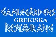 Gamlegårdens Grekiska Restaurang logo